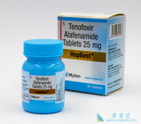 TAF/富马酸丙酚替诺福韦片是什么